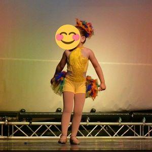 Cicci Dance costume - size child XS